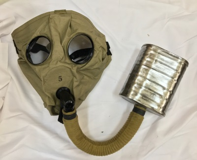 What Price Glory - British SBR Respirator Gas Mask