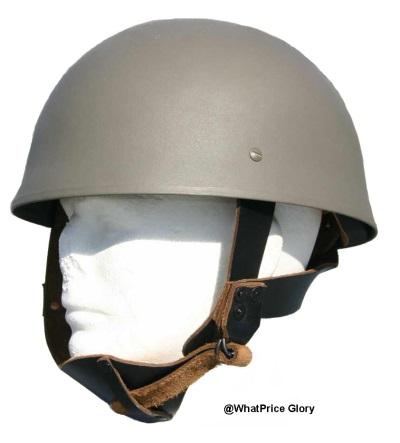 What Price Glory - British Mk I Para Helmet