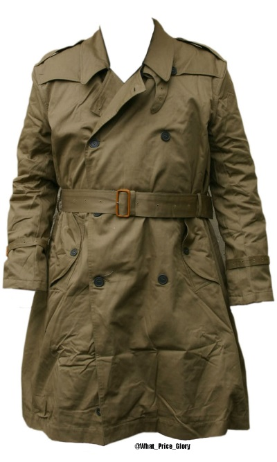 What Glory Early Style Trench Coat, Ww1 Trench Coat Pattern