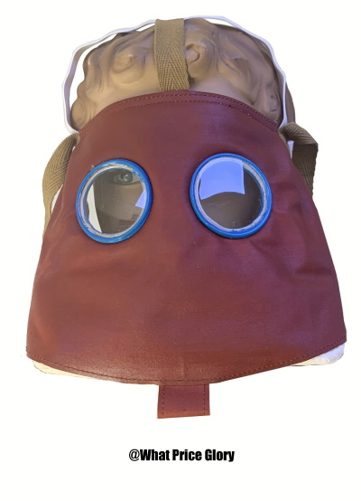 What Price Glory - French M2 Gas Mask and Carrying Bag
