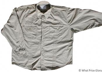 What Price Glory The Indiana Jones Shirt