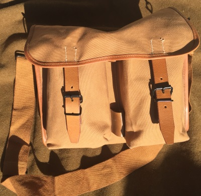 What Price Glory - Movie Prop French Army Musette Bag