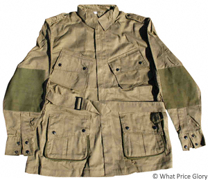 What Price Glory Us M42 Paratrooper Jacket Reinforced