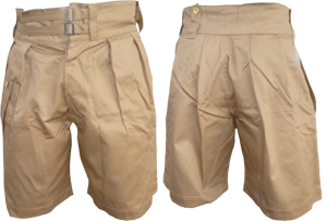 What Price Glory - UK Khaki Drill Shorts, 1941 pattern