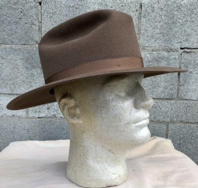 768bef98 What Price Glory - US M1889 Fur Felt Campaign Hat