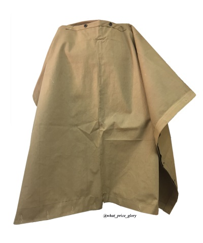 What Price Glory - US M1911 Poncho WW1 reproduction wpg