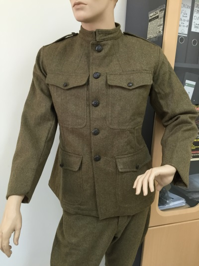 What Price Glory Us M1912 Wool Enlisted Tunic