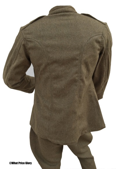 What Price Glory - US M1912 Wool Enlisted Tunic