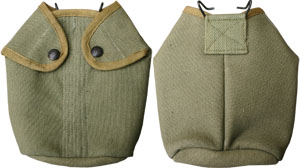 What Price Glory - USMC P1912 EGA Snap Canteen Cover