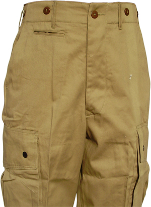 What Price Glory Us M42 Paratrooper Trousers