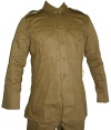British Khaki Drill Cotton Boer War Tunic