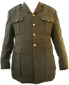 British WWI Pattern Cuff Rank Officer Service Dress Tunic in Whipcord