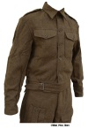 UK P-40 Battledress Jackets and Trousers (Package)