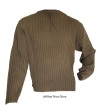 British Early WWII Pattern Commando Sweaters