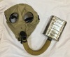 British SBR Respirator Gas Mask