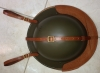 British Officer Leather Helmet Carrier