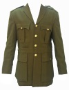 British WWI Pattern Cuff Rank Officer Tunic