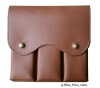 British or Commonwealth Leather Magazine Pouch for M1911 Pistols