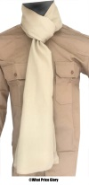 French Foreign Legion Cheche Khaki Cotton Scarf