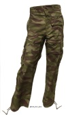 French TAP 47/52 Para Lizard Camo Trousers