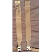 UK P-37 L-straps (Haversack Shoulder Strap)