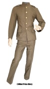 UK 1899 Pattern Boer War Wool Serge Uniform Jacket
