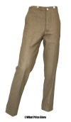 UK 1899 Pattern Boer War Wool Serge Uniform Trousers