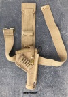 UK Royal Armoured Corps Tanker Holster