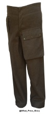 UK P-37 Battledress Para Trousers