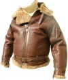 UK RAF Sheepskin Flying Jacket (Improved run)