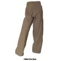 US Army Brown Denim M1917 Fatigue Trousers