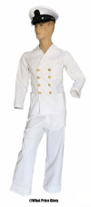 US Navy Chief Petty Officer CPO Uniform Package