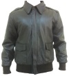 US A-2 Leather Flight Jacket