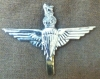 UK Parachute Regiment beret badge